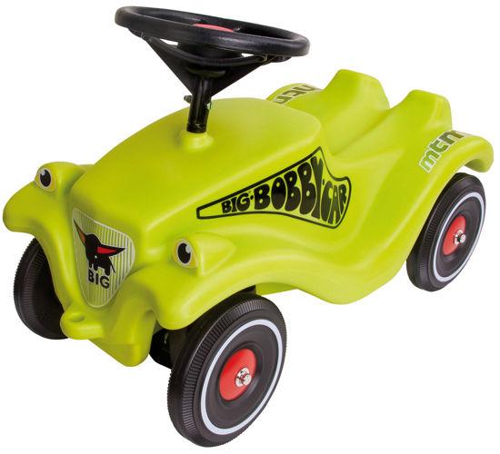 Obrázek z BIG Odstrkovadlo BOBBY CAR RACER zelené