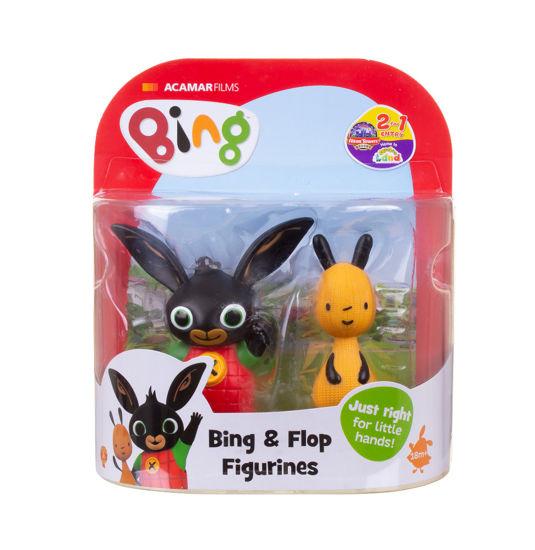 Obrázek z BING A FLOP figurky