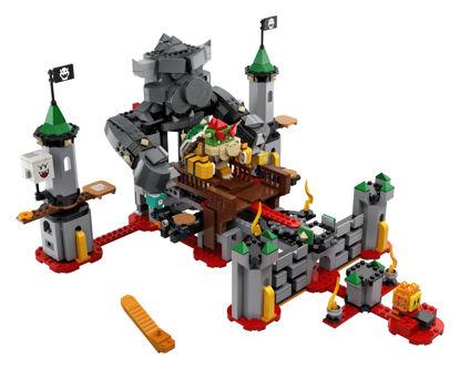 Obrázek LEGO SUPER MARIO 71369 Boj v Bowserově hradu – rozšiřující set