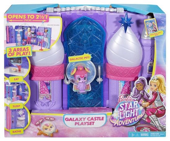 Obrázek z Barbie HVĚZDNÝ ZÁMEK