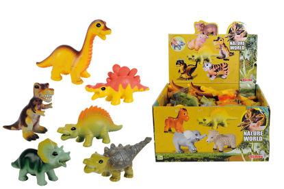 Obrázek Soft dinosaurus, 10 cm