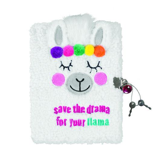 Obrázek z Tajný deník chlupatý - Lama