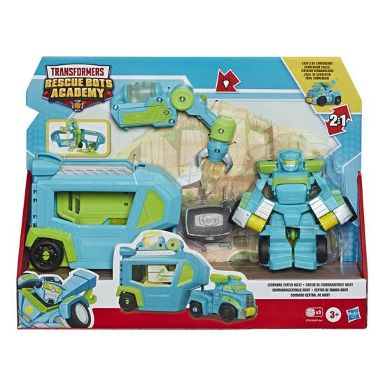 Obrázek z Transformers Rescue Bot auto s přívěsem
