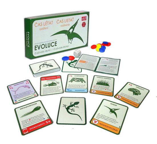 Obrázek z Hra Evoluce čas létat