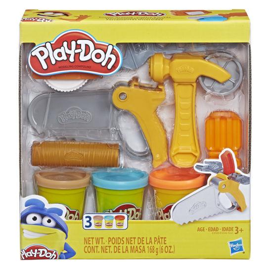 Obrázek z Play-Doh Sada pro kutily
