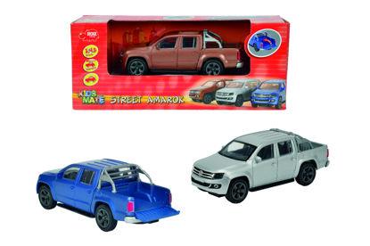 Obrázek Auto Amarok, 3 druhy