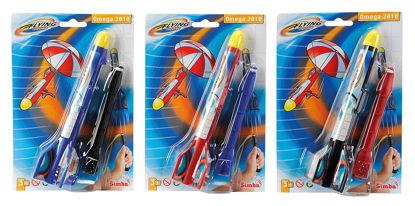 Obrázek Vystřelovací raketa Omega 2010