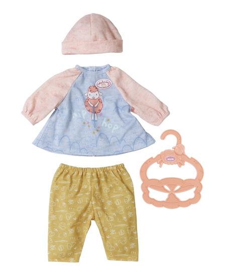 Obrázek z Baby Annabell Little Baby oblečení na ven, 2 druhy, 36 cm