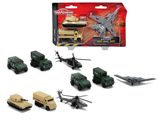 Obrázek z Air Strike vojenská technika set