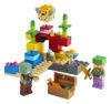 Obrázek z LEGO Minecraft 21164 Korálový útes