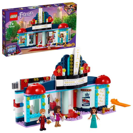 Obrázek z LEGO Friends 41448 Kino v městečku Heartlake
