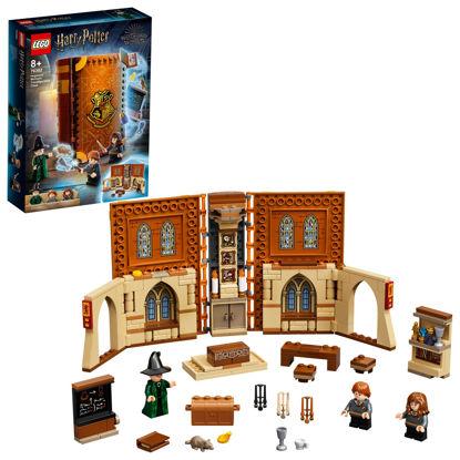 Obrázek LEGO Harry Potter 76382 Kouzelné momenty z Bradavic: Hodina přeměňování