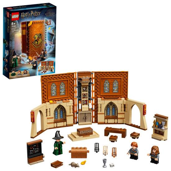 Obrázek z LEGO Harry Potter 76382 Kouzelné momenty z Bradavic: Hodina přeměňování
