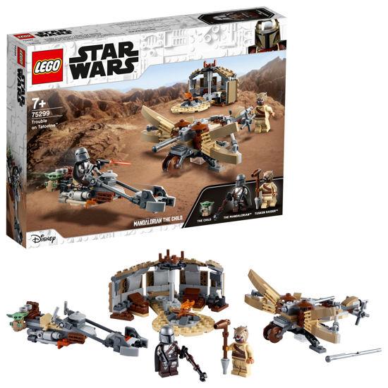 Obrázek z LEGO Star Wars 75299 Potíže na planetě Tatooine™