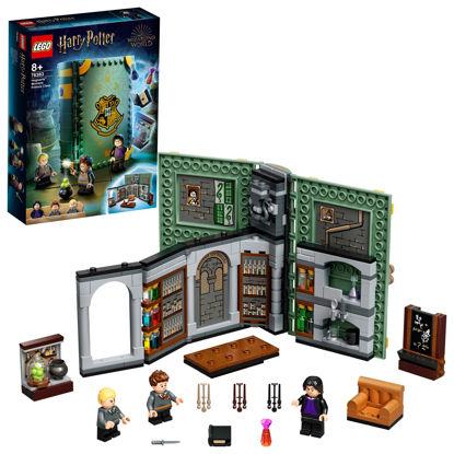 Obrázek LEGO Harry Potter 76383 Kouzelné momenty z Bradavic: Hodina lektvarů