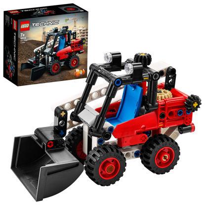 Obrázek LEGO Technic 42116 Smykový nakladač