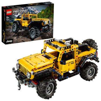 Obrázek LEGO Technic 42122 Jeep® Wrangle