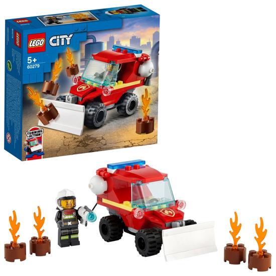Obrázek z LEGO City 60279 Speciální hasičské auto