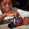 Obrázek z LEGO Technic 42116 Smykový nakladač