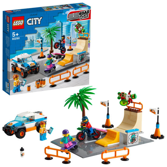 Obrázek z LEGO City 60290 Skatepark
