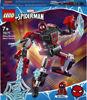 Obrázek z LEGO Super Heroes 76171 Miles Morales v obrněném robotu
