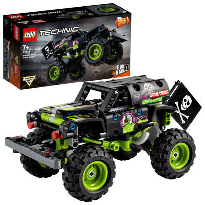 Obrázek LEGO Technic 42118 Monster Jam® Grave Digger®
