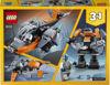 Obrázek z LEGO Creator 31111 Kyberdron
