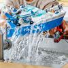Obrázek z LEGO City 60277 Policejní hlídková loď