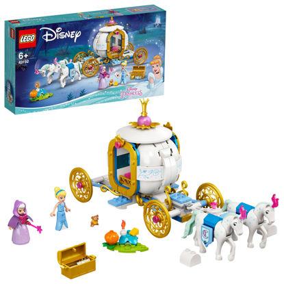 Obrázek LEGO Disney Princess 43192 Popelka a královský kočár