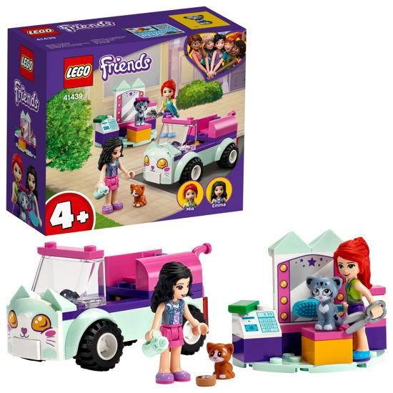Obrázek z LEGO Friends 41439 Pojízdné kočičí kadeřnictví