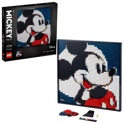 Obrázek LEGO Art 31202 Disney's Mickey Mouse