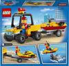 Obrázek z LEGO City 60286 Záchranná plážová čtyřkolka