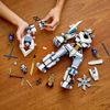 Obrázek z LEGO Ninjago 71738 Zane a bitva s titánskými roboty