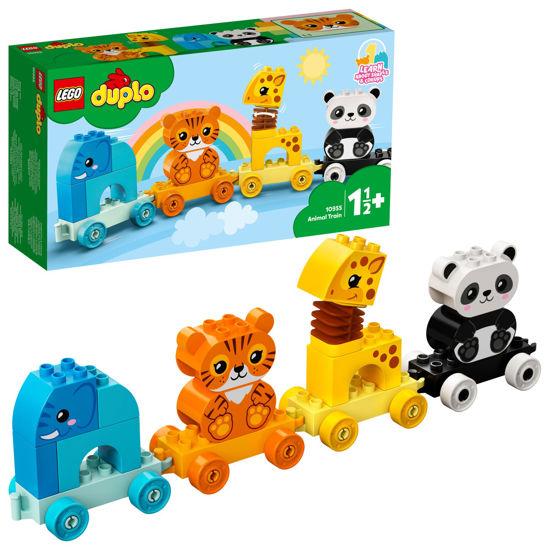 Obrázek z LEGO Duplo 10955 Vláček se zvířátky
