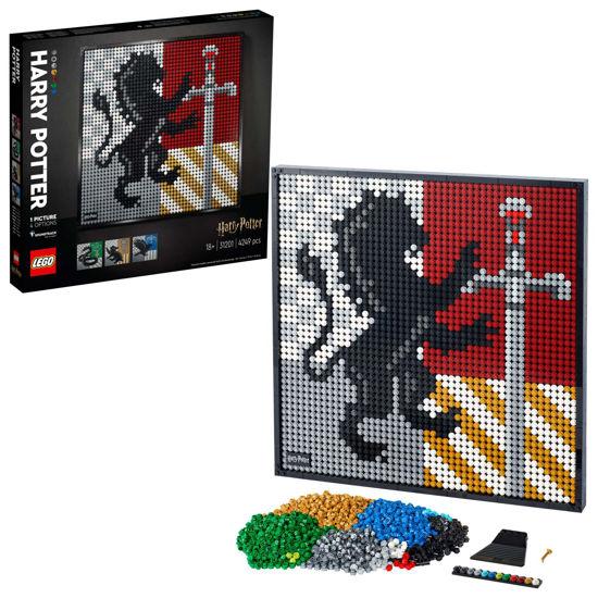 Obrázek z LEGO Harry Potter 31201 Harry Potter™ Erby bradavických kolejí