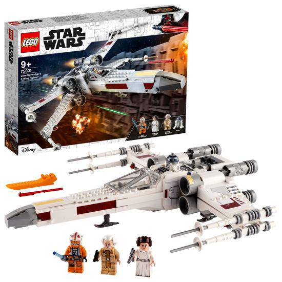 Obrázek z LEGO Star Wars 75301 Stíhačka X-wing™ Luka Skywalkera