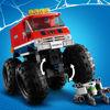 Obrázek z LEGO Super Heroes 76174 Spider-Man v monster trucku vs. Mysterio