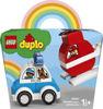 Obrázek z LEGO Duplo 10957 Hasičský vrtulník a policejní auto