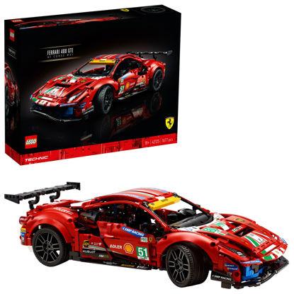 """Obrázek LEGO Technic 42125 Ferrari 488 GTE """"AF Corse #51"""""""