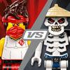 Obrázek z LEGO Ninjago 71730 Epický souboj – Kai vs. Skulkin