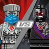 Obrázek z LEGO Ninjago 71731 Epický souboj – Zane vs. Nindroid