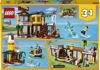 Obrázek z LEGO Creator 31118 Surfařský dům na pláži