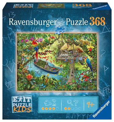 Obrázek Exit KIDS Puzzle: Džungle 368 dílků
