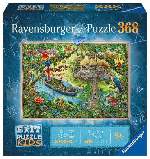 Obrázek z Exit KIDS Puzzle: Džungle 368 dílků