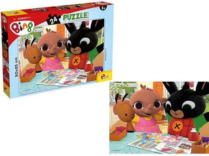 Obrázek BING - puzzle 24 dílků