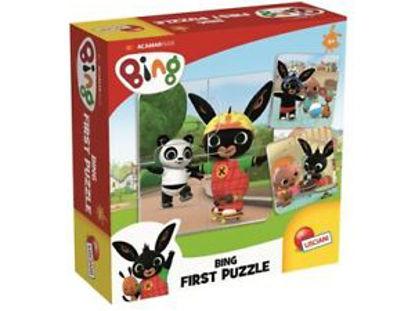 Obrázek BING - Moje první puzzle 8x4 dílky