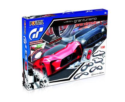 Obrázek Polistil Autodráha Vision Gran Turismo Pro Circuit 1:32