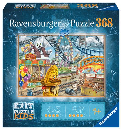 Obrázek z Exit KIDS Puzzle: Zábavní park 368 dílků