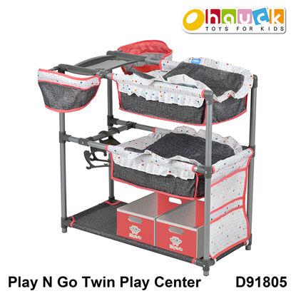 Obrázek Postýlky pro panenky dvojčata