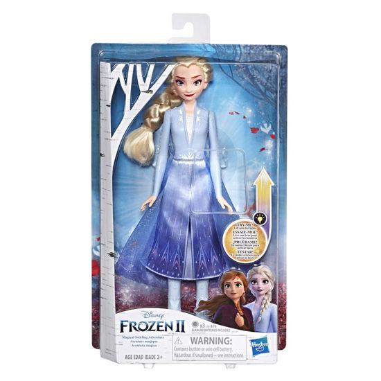 Obrázek z Ledové království 2 svítící panenka